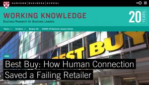 Best Buy Success Story